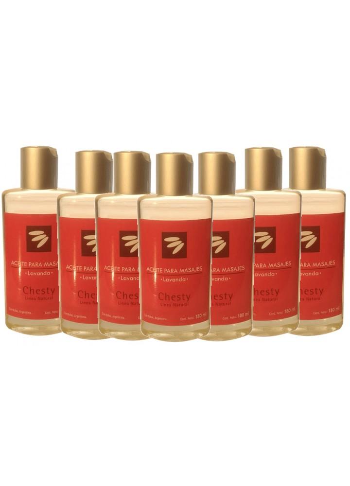 Aceite para Masajes (variedad de fragancias)