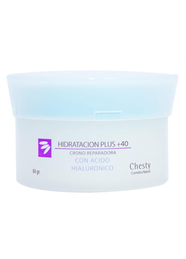 Hidratación Plus +40 Ácido Hialurónico